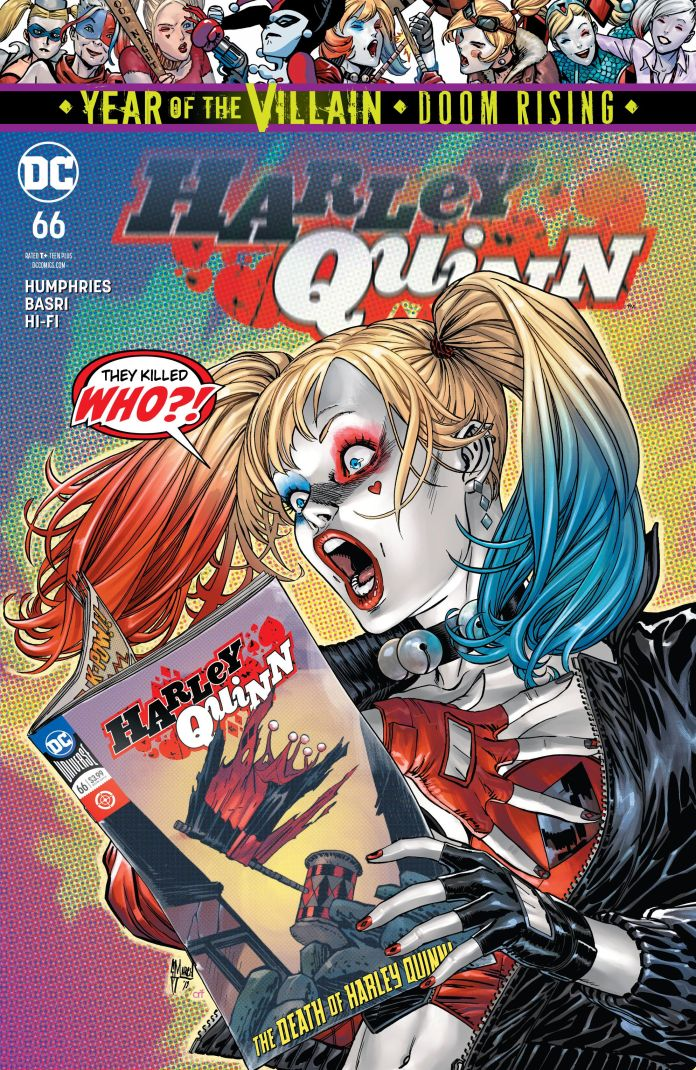 Harley Quinn #66