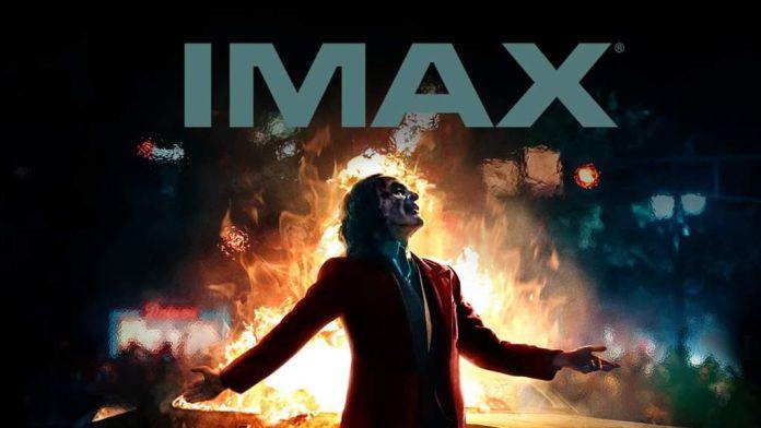 Joker Imax Poster Shows A City In Chaos Batman News