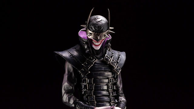 Kotobukiya - Batman - Batman Who Laughs - Featured - 01