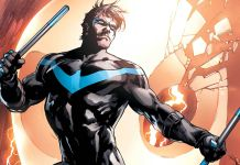 Nightwing - Comic - Generic - 01