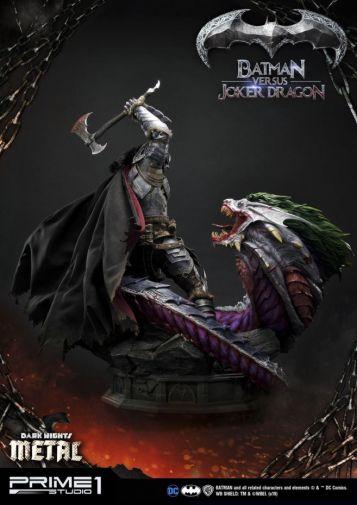 Prime 1 Studio - Batman - Dark Knights Metal - Batman vs Joker Dragon - 08