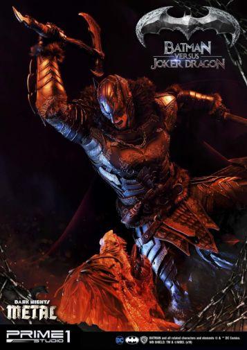 Prime 1 Studio - Batman - Dark Knights Metal - Batman vs Joker Dragon - 10