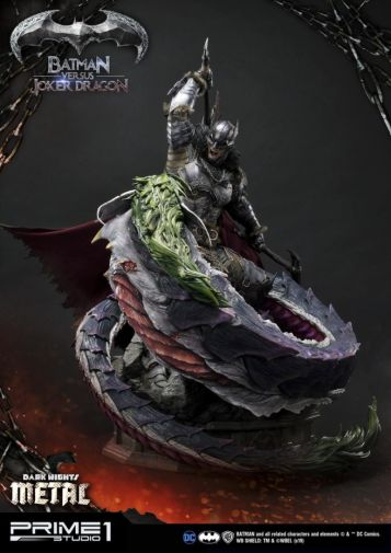 Prime 1 Studio - Batman - Dark Knights Metal - Batman vs Joker Dragon - 14