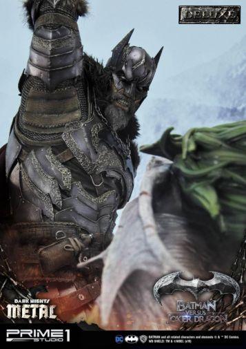 Prime 1 Studio - Batman - Dark Knights Metal - Batman vs Joker Dragon - 26