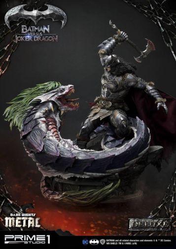 Prime 1 Studio - Batman - Dark Knights Metal - Batman vs Joker Dragon - 29