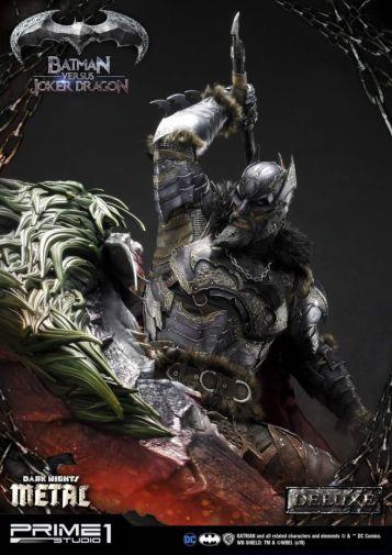 Prime 1 Studio - Batman - Dark Knights Metal - Batman vs Joker Dragon - 38