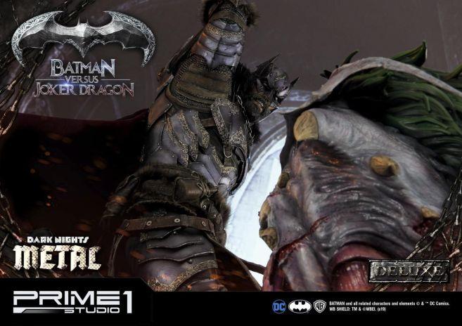 Prime 1 Studio - Batman - Dark Knights Metal - Batman vs Joker Dragon - 44