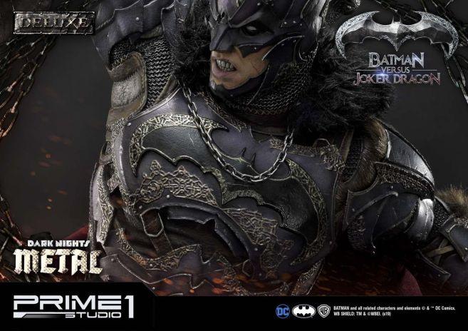 Prime 1 Studio - Batman - Dark Knights Metal - Batman vs Joker Dragon - 49