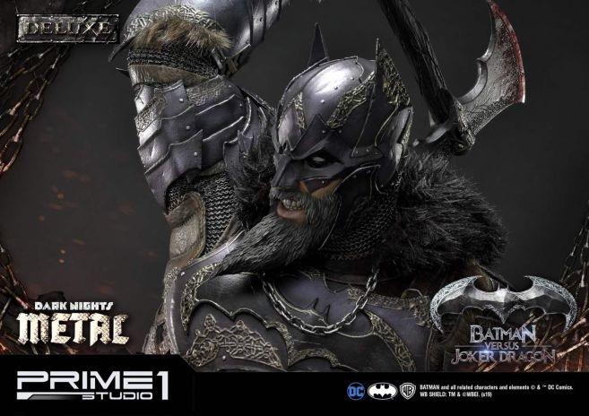 Prime 1 Studio - Batman - Dark Knights Metal - Batman vs Joker Dragon - 53
