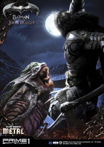 Prime 1 Studio - Batman - Dark Knights Metal - Batman vs Joker Dragon - 58