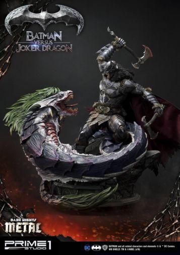Prime 1 Studio - Batman - Dark Knights Metal - Batman vs Joker Dragon - 68