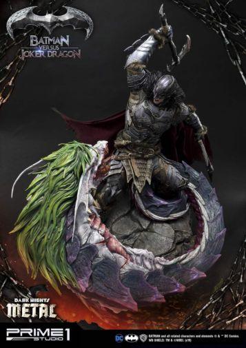 Prime 1 Studio - Batman - Dark Knights Metal - Batman vs Joker Dragon - 69