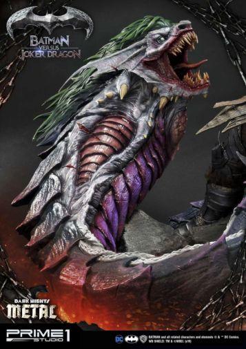 Prime 1 Studio - Batman - Dark Knights Metal - Batman vs Joker Dragon - 72
