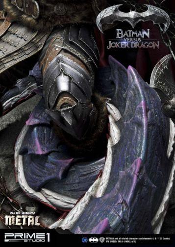 Prime 1 Studio - Batman - Dark Knights Metal - Batman vs Joker Dragon - 73