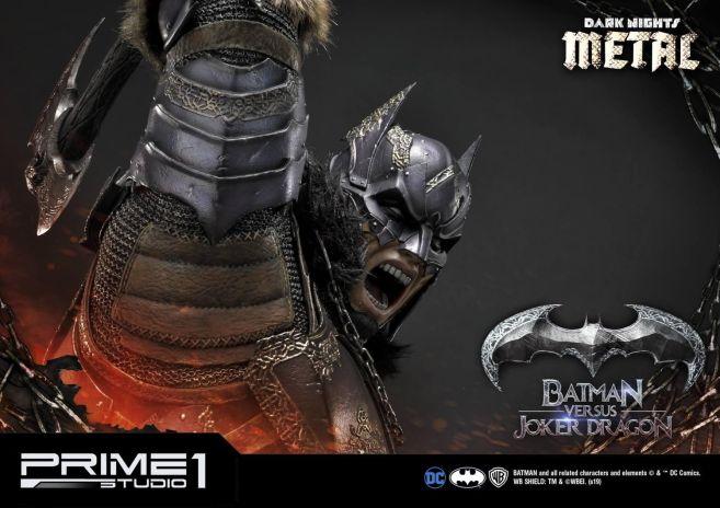 Prime 1 Studio - Batman - Dark Knights Metal - Batman vs Joker Dragon - 78