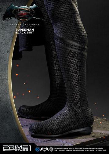 Prime 1 Studio - Superman - Black Suit Superman - 11