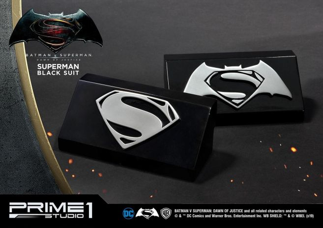 Prime 1 Studio - Superman - Black Suit Superman - 20