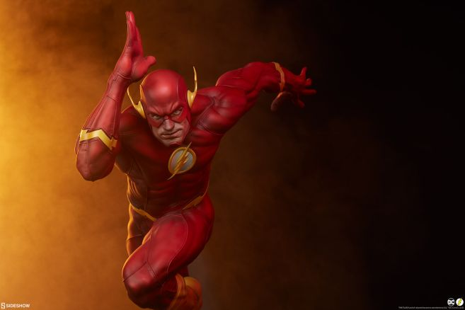 Flash Premium Format Figure coming from Sideshow | Batman News
