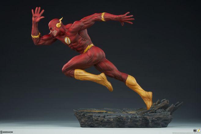 Sideshow - Flash - Flash Premium Format Figure - 06