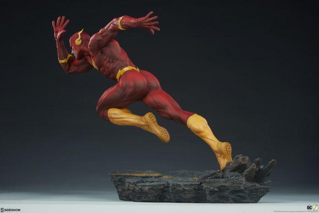 Sideshow - Flash - Flash Premium Format Figure - 07