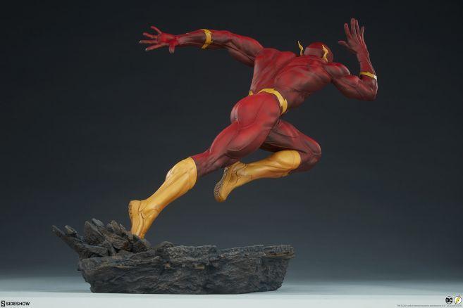 Sideshow - Flash - Flash Premium Format Figure - 08