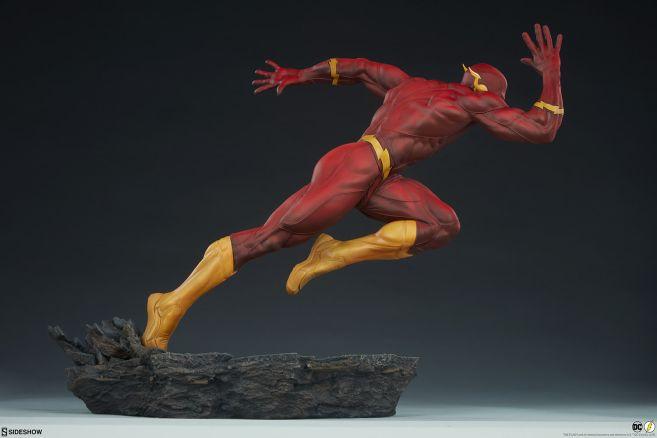 Sideshow - Flash - Flash Premium Format Figure - 09