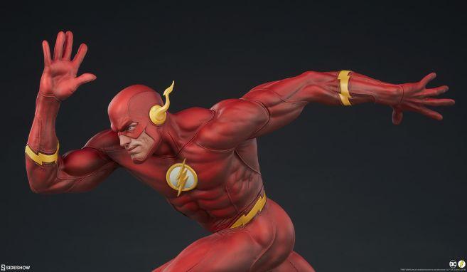 Sideshow - Flash - Flash Premium Format Figure - 13