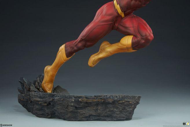 Sideshow - Flash - Flash Premium Format Figure - 24