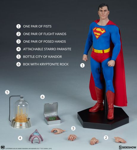 Sideshow - Superman - Sixth Scale Figure - 07