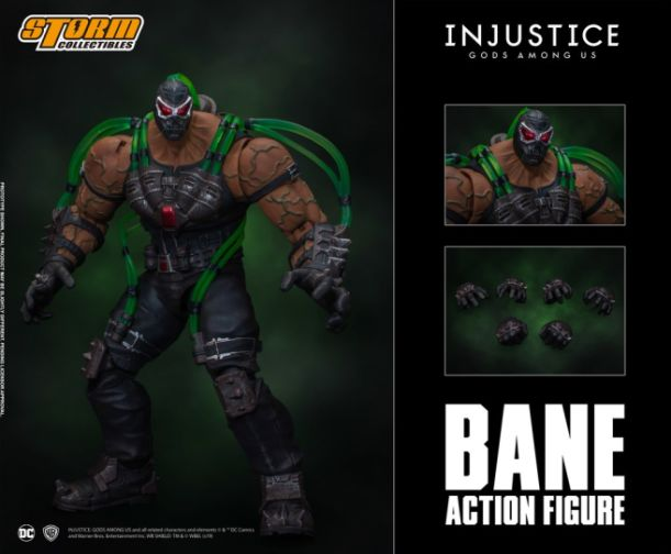 Storm Collectibles - Injustice Gods Among Us - Bane - 01