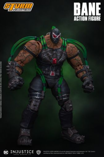 Storm Collectibles - Injustice Gods Among Us - Bane - 03
