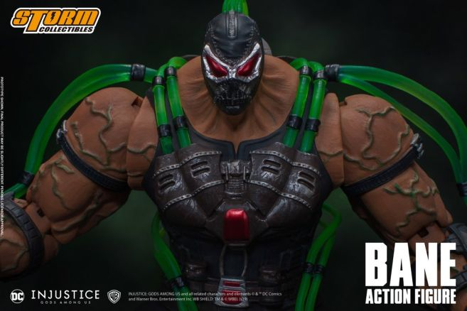 Storm Collectibles - Injustice Gods Among Us - Bane - 06