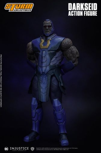 Storm Collectibles - Injustice Gods Among Us - Darkseid - 04