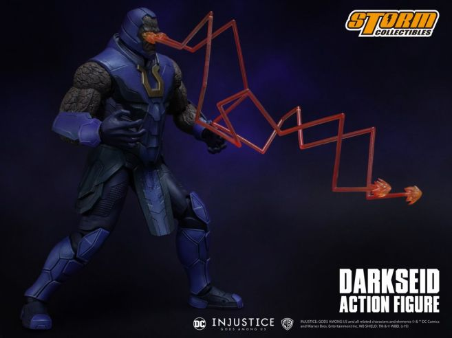 Storm Collectibles - Injustice Gods Among Us - Darkseid - 10
