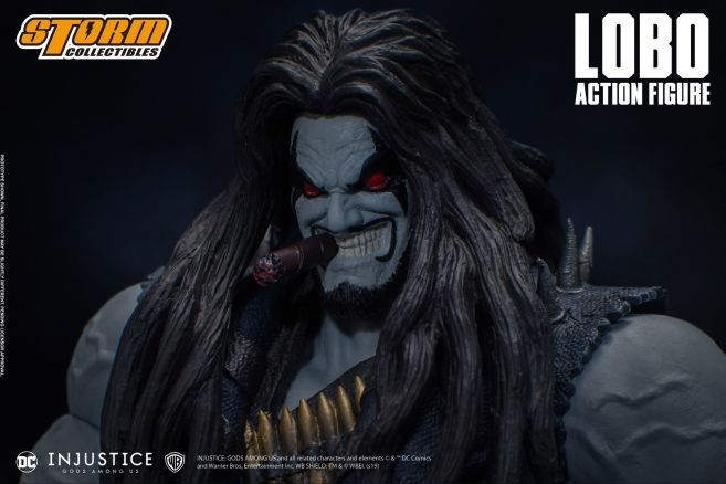 Storm Collectibles - Injustice - Lobo - 01