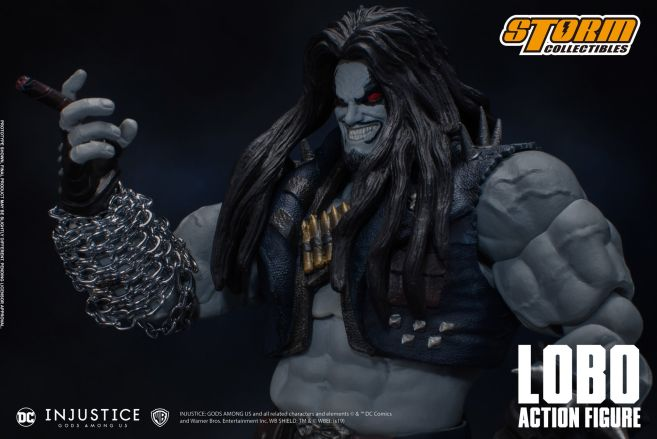 Storm Collectibles - Injustice - Lobo - 02