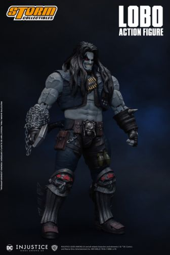 Storm Collectibles - Injustice - Lobo - 04