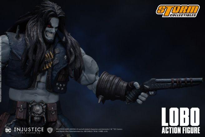 Storm Collectibles - Injustice - Lobo - 10