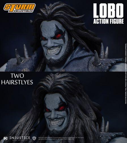 Storm Collectibles - Injustice - Lobo - 13