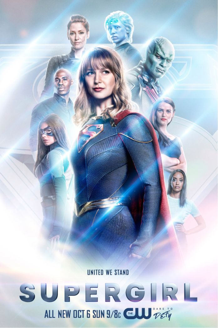 Supergirl - Season 5 - Promotional Poster - 01