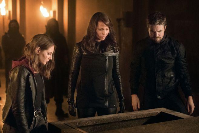 Arrow - Season 8 - Ep 03 - 08