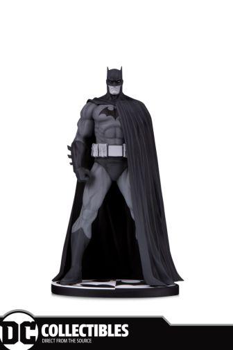DC Collectibles - Blatman Black and White - Batman by Jim Lee - 01