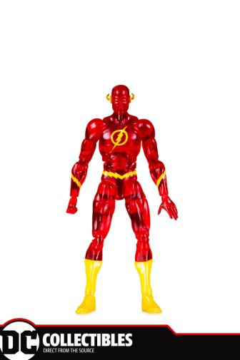 DC Collectibles - DC Essentials - 24 - The Flash Speed Force - 01