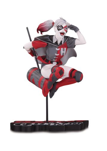 DC Collectibles - June 2020 - Red White and Black - Harley Quinn by Guillem March - 01
