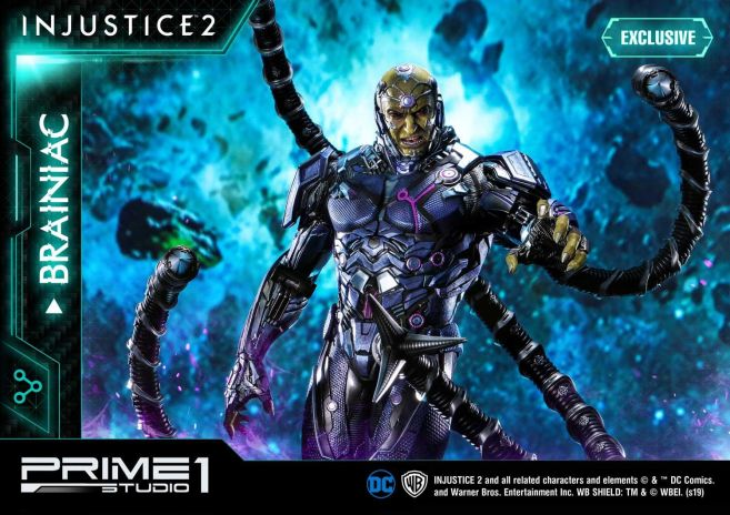 Prime 1 Studio - Injustice 2 - Brainiac - 18