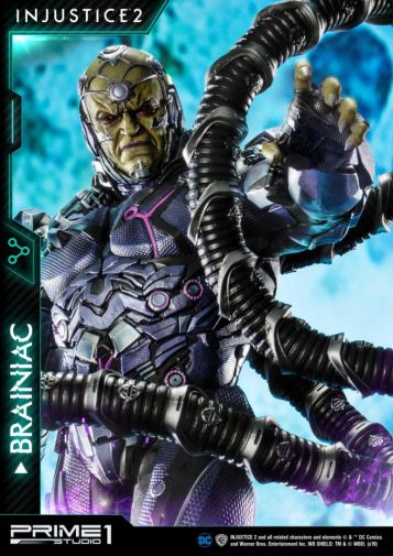 Prime 1 Studio - Injustice 2 - Brainiac - 20
