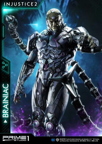 Prime 1 Studio - Injustice 2 - Brainiac - 24