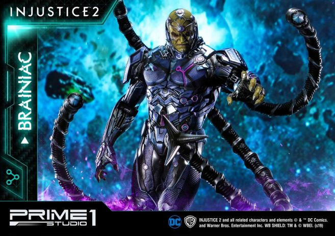 Prime 1 Studio - Injustice 2 - Brainiac - 31