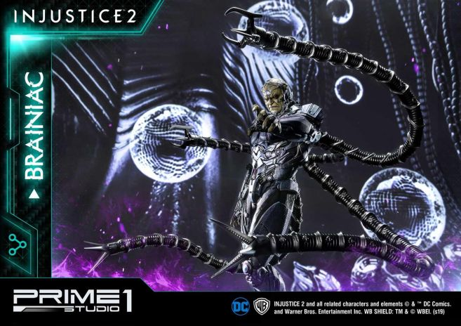 Prime 1 Studio - Injustice 2 - Brainiac - 33