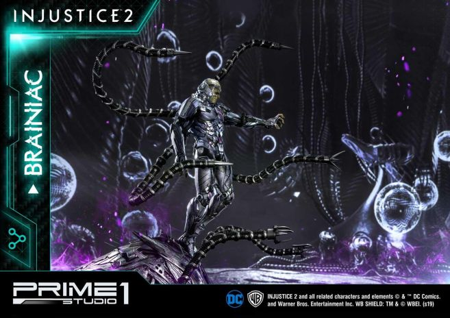 Prime 1 Studio - Injustice 2 - Brainiac - 34